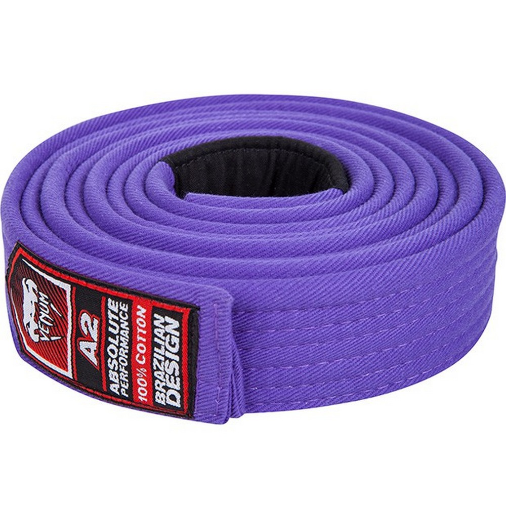 Пояс Venum BJJ Belt - Purple