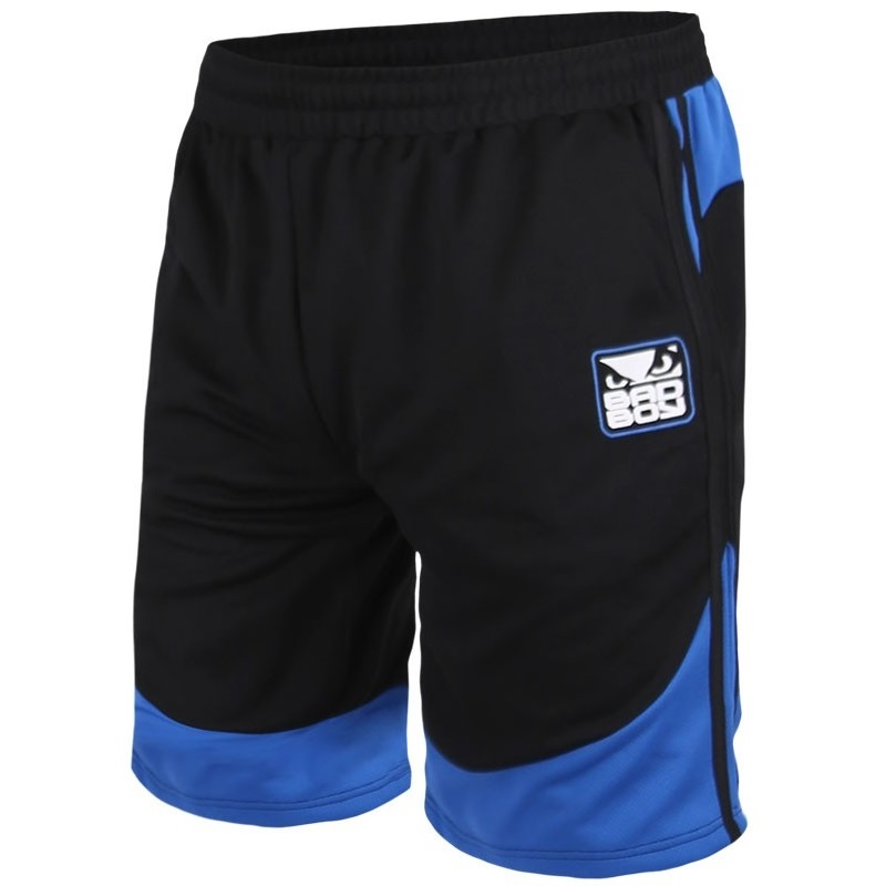 Шорты Bad Boy Force Shorts - Black/Blue