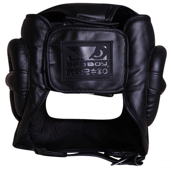 Шлем Bad Boy Pro Series 2.0 Face Saver Head Guard фото 11