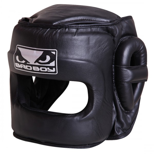 Шлем Bad Boy Pro Series 2.0 Face Saver Head Guard