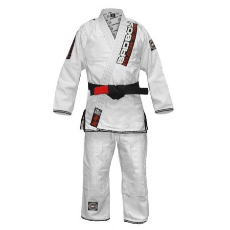 Кимоно Bad Boy Premium BJJ Gi - White