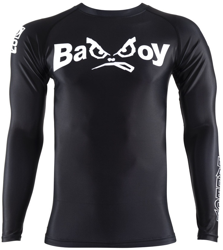 Рашгард Bad Boy Retro Black