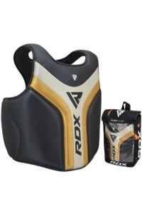 Защитный жилет RDX Chest Guard AURA T17 Black/Gold
