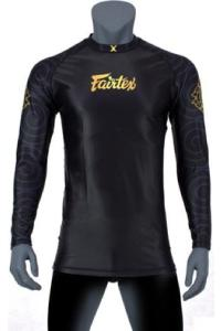 Рашгард Fairtex Ninlapat RG6 Black