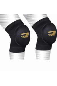 Наколенники RDX Knee Pads Brace Support Protection Black/Gold